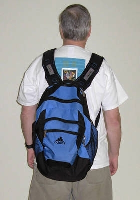 Backpack Too Low on the Back