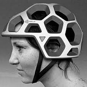 There are many innovative helmet designs