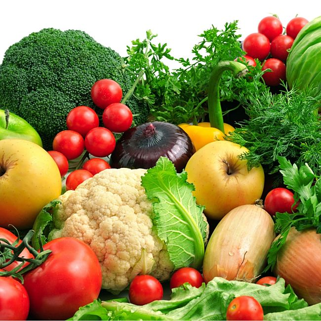 Eating more fresh fruit and vegetables can help prevent constipation in adults and children