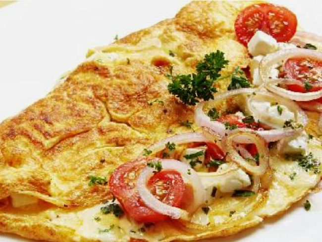 See the great tips and simple recipes for the perfect omelet