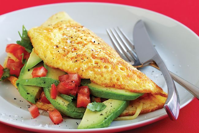 The filling maketh the omelet