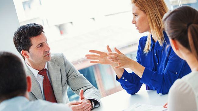 Body language and effective engagement is the key to assertive communication