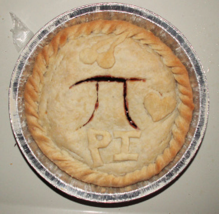 The Real Gluten Free Pi Pie!