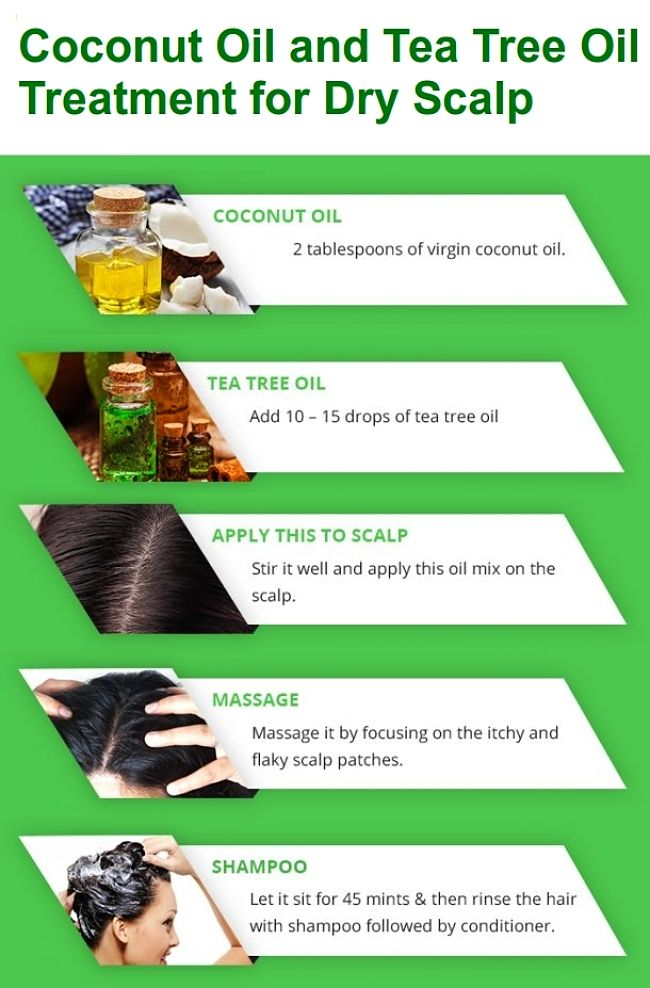 Home Remedies For Itchy Scalp And Dry Scalp Treatment