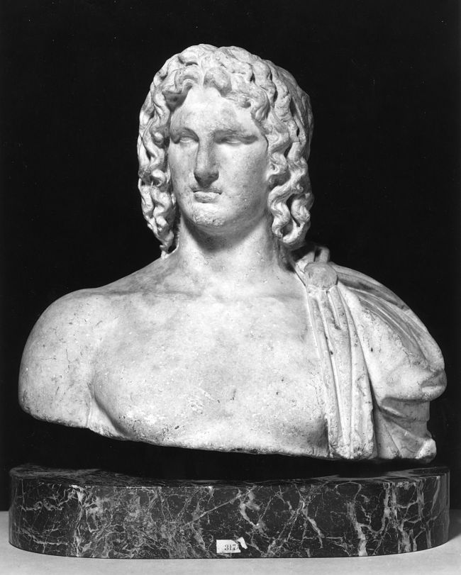 Alexander the Great had Great Hair with plenty of volume. Discover the secrets to increase hair volume in this article