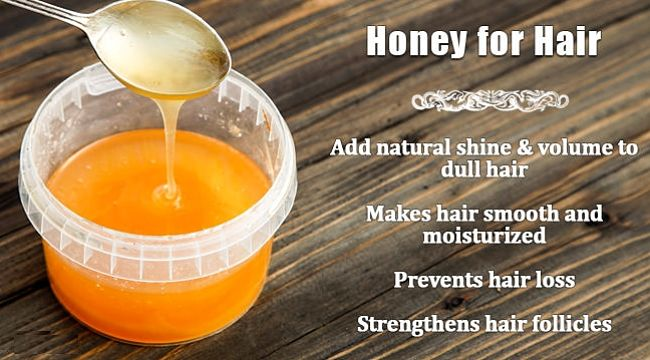 Honey is just great for your hair. Find out how to use it effectively in this article.