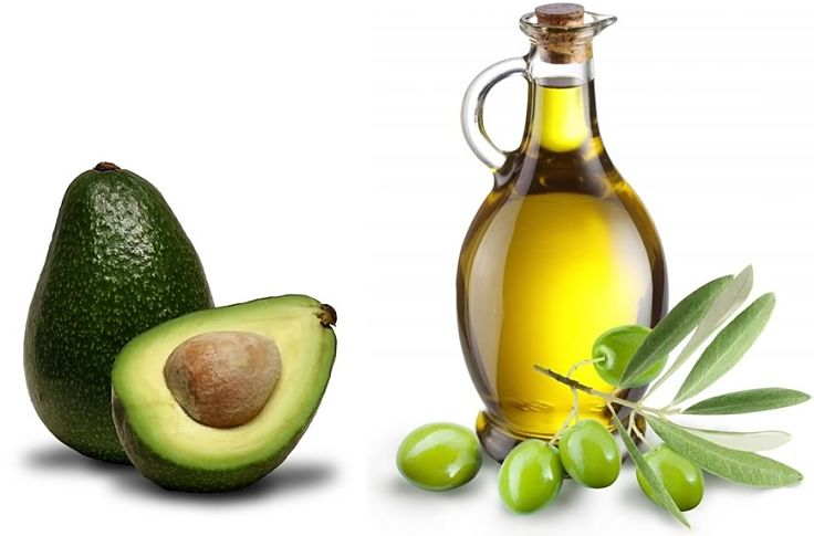 Avocado and olive oil are grest natural remedies for split ends and also helps to prevent tangles and keep hair soft and manageable