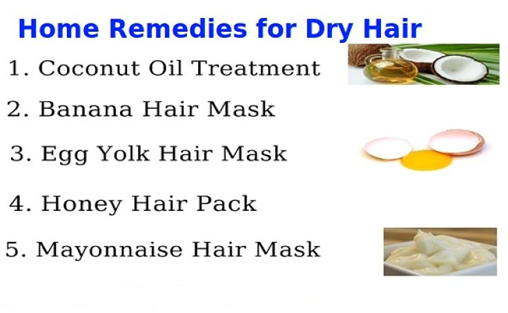 Simple natural ingredients for keeping your hair moist and avoid dry hair
