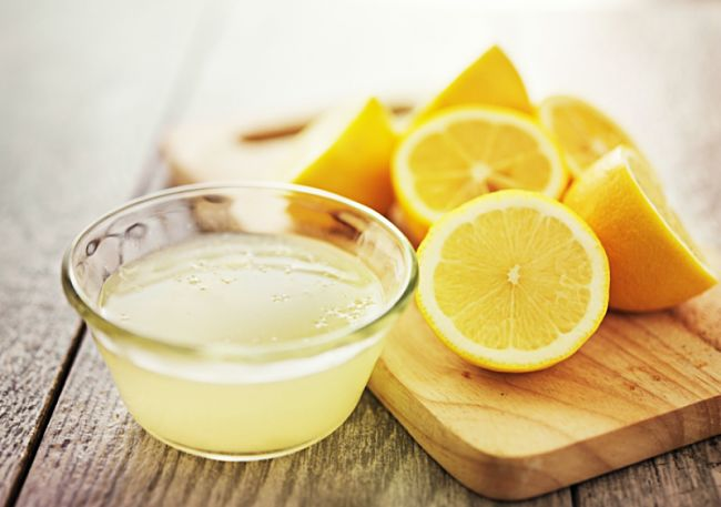 Lemon juice is the classic way to lighten hair naturally. This remedy is much softer than hydrogen peroxide and other bleaches