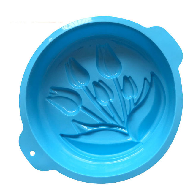 Another lovely silicone mold to enhance the appearance of your bake items