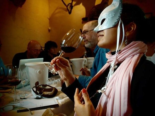 Wine Tasters often choose to remain anonymous